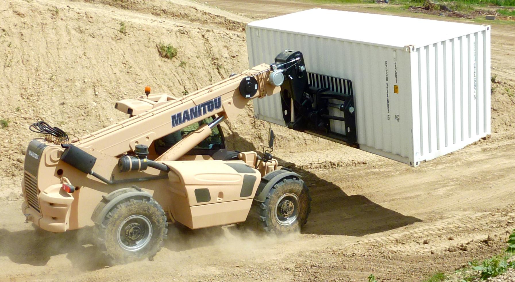 Locação de Manipulador de Container na Aclimação - Locação de Manipulador de Carga em Skytrak