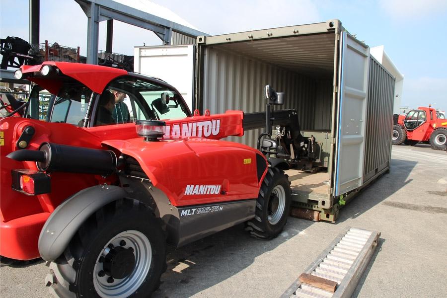 Locação de Manipuladores de Container em Paulínia - Locação de Manipulador de Carga em Skytrak