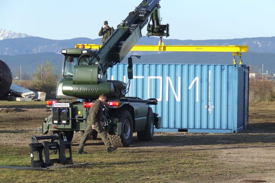 Quanto Custa Locação de Manipulador de Container em Araucária - Locação de Manipulador de Carga em Skytrak