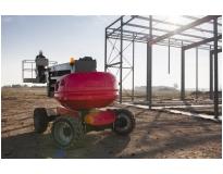 alugar plataforma elevatória preço em Jacareí