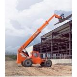 custo de locação manipuladores de carga skytrak Cidade Tiradentes