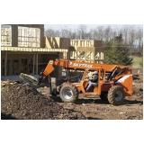 empresa de aluguel de manipuladores de cargas para construção