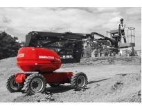 fornecedor de plataforma a diesel em Moema