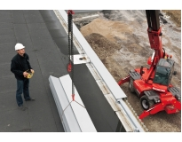 locação de manipulador de carga giratório preço em Suzano