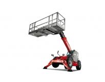 manipulador de carga 17 metros Apucarana