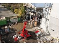 manipulador de carga giratório em São Conrado