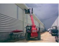 manipulador telescópico em sp preço em Itatiba