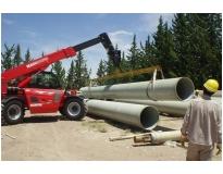 manipuladores telescópico de carga em Méier