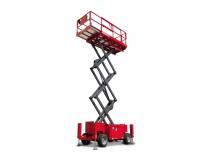 plataforma elevatória pantográfica veicular em Mairiporã