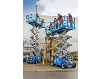 plataforma elevatória tesoura elétrica preço Divinópolis