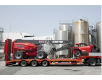 plataformas elevatórias hidráulicas para caminhão Brasilândia