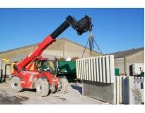 quanto custa locação de manipulador de 12 toneladas no Tucuruvi