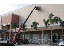 quanto custa locação de manipulador de 17 metros na Vila Buarque
