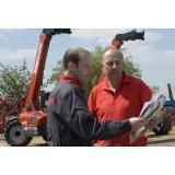 venda de manipulador telescópico agrícola preços Alphaville