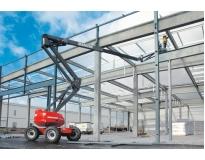 venda de plataforma elevatória articulada no Campo Limpo