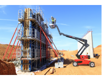 venda de plataformas elétricas 15 metros na Vila Buarque